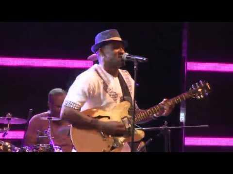 Kunle Ayo Live at the Safaricom Stadium, Kasarani - Kenya