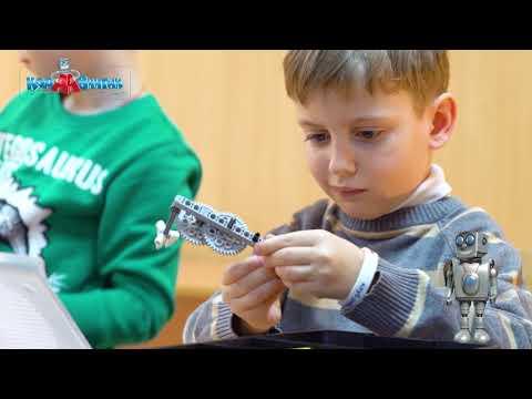 Робототехника для детей 4-5 лет!