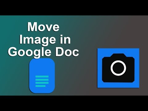 How to Easily Move Image in Google Docs Document