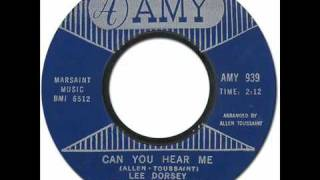 60 s mod r b can you hear me lee dorsey amy 939 1965
