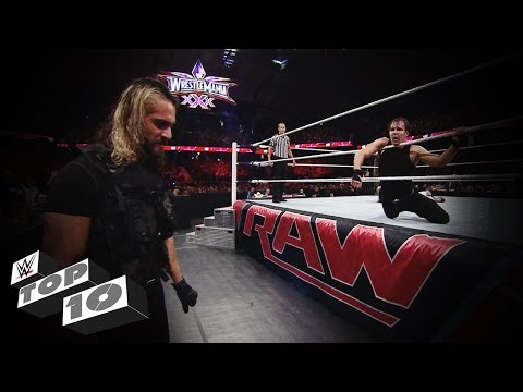 Turncoat Teammates — WWE Top 10