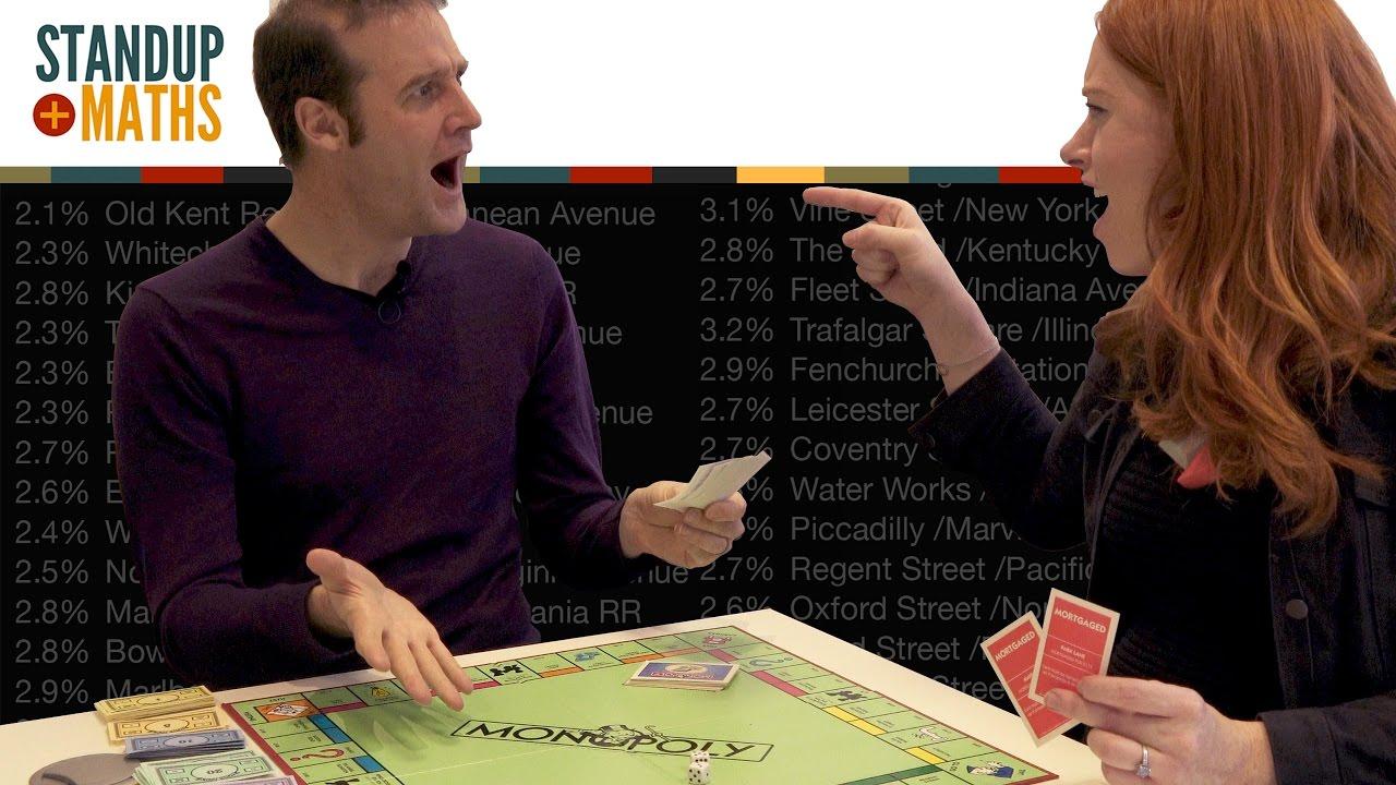 The Mathematics Of Winning Monopoly