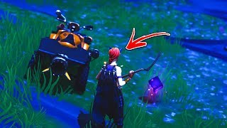 How to get UNDER THE MAP ONLINE by using this glitch in Fortnite! (Fortnite Glitch)
