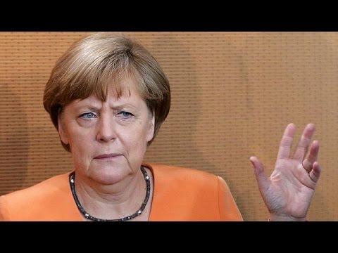 Merkel: no talks on new Greece bailout deal till after referendum