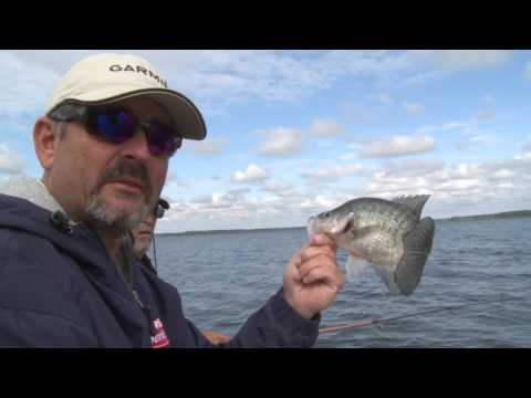 Perfect Crappie Fishing Conditions