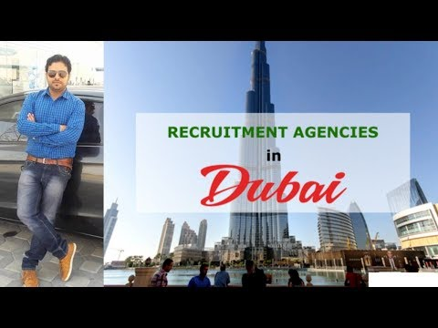 TOP 10 Recruitment Agencies in Dubai, U.A.E