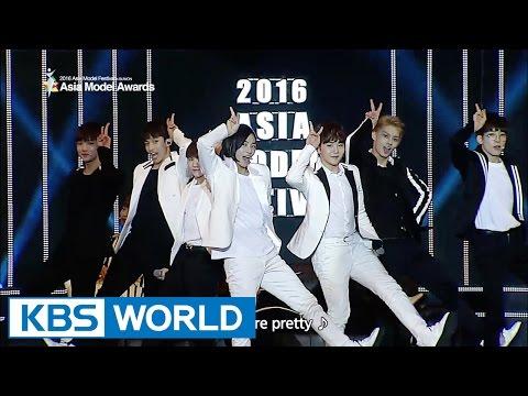 2016 Asia Model Awards (2016.06.10)