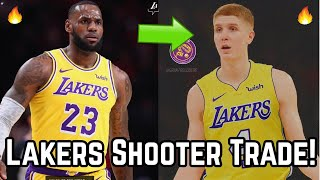 Los Angeles Lakers SHΟOTER Trade Target! | LeBron James Needs Kevin Huerter For Talen Horton-Tucker!