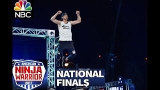 Flip Rogregus Stage 1/American Ninja Warrior 2017