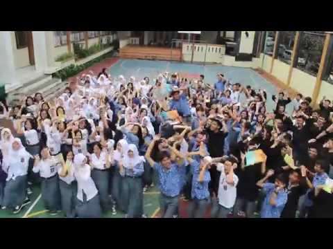 """Kischewy School Battle Video """"bahagia Bersama Permen Kis Chewy"""" SMA Pasundan 8 Bandung"""