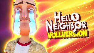 HELLO NEIGHBOR #10 - Das.. darf.. nicht.. wahr.. sein ● Let's Play Hello Neighbor