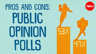 Pros and cons of public opinion polls - Jason Robert Jaffe
