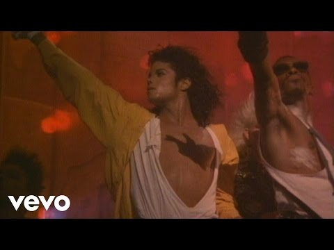 Michael Jackson - Come Together  Official Video  Poster