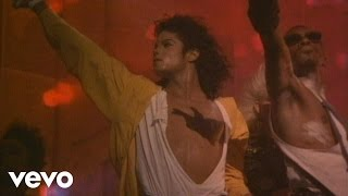 Michael Jackson - Come Together (Official Video)(The finale to the Moonwalker feature film, Michael Jackson's