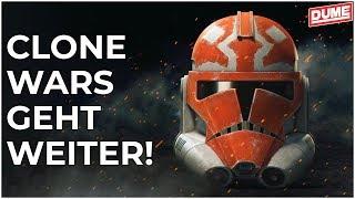 Es geht weiter! Star Wars: The Clone Wars Staffel 7 Trailer erschienen | #CloneWarsSaved