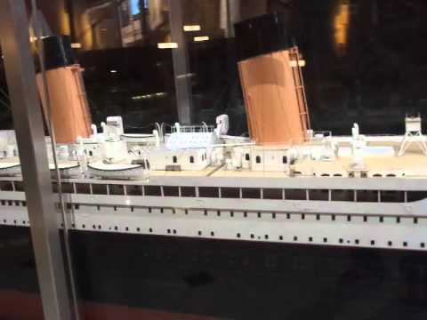 Titanic Luxor Las VEgas Nevada