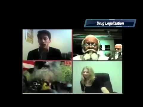 Groundhog Day Debate: Vermin Supreme vs. Jimmy McMillan