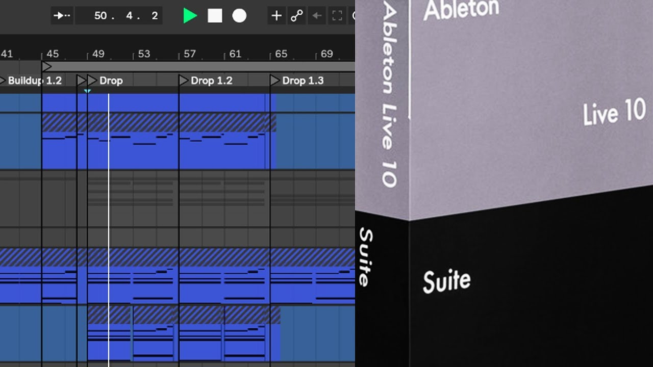 FREE ABLETON TEMPLATES BUNDLE