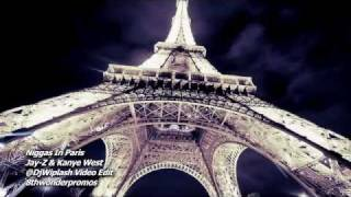 Jay Z ft. Kanye West - Niggas in Paris (Official music video)