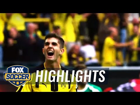 Christian Pulisic nominated for Europe's 'Golden Boy Award' | FOX SOCCER