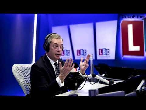 The Nigel Farage Show: Euroscepticism. LBC - 30th January 2018