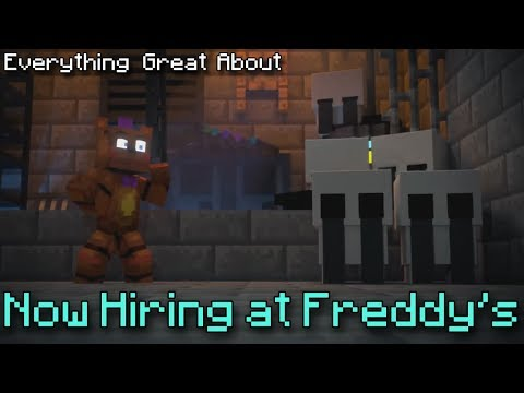 Everything Great About Now Hiring at Freddys