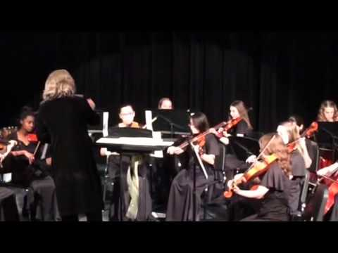 Watch'n Zeta with Socastee High School Orchestra 2015