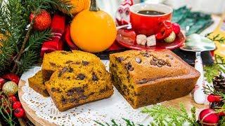 Gaby Dalkin Makes Chocolate Chip Pumpkin Bread - Home & Family