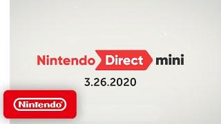 Nintendo Direct Mini 3.26.20