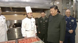 Chinese President Xi Jinping: Heart always with soldiers