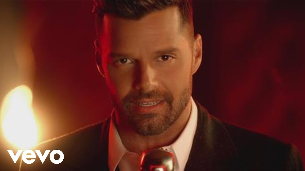Ricky Martin Adiós English Version Official Video Youtube