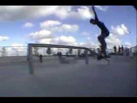 Skating in Houston