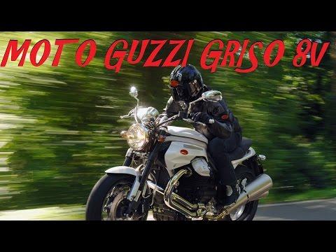 Moto Guzzi Griso 1200 8v Review & Test Ride