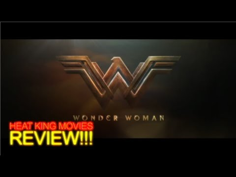 WONDER WOMAN (2017) - REVIEW (OVERHYPED but Good DCEU Film!!!)