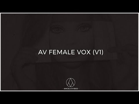 Female Vocal Sample Pack | Trap Vocals FX | Female Sample Pack