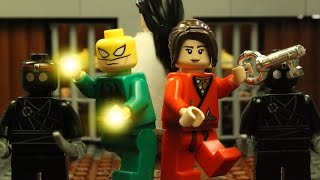 LEGO Immortal Iron Fist | Episode 1: Kidnappings