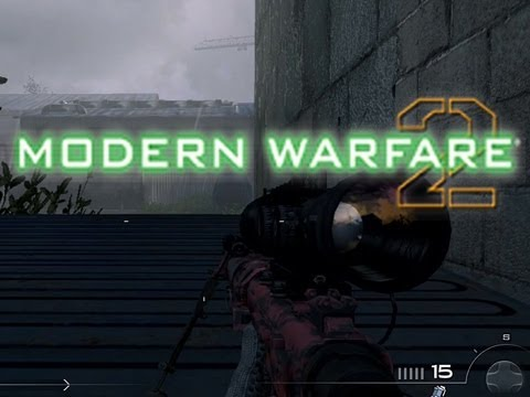 MW2 - Very Dumb Xbox Live Argument!