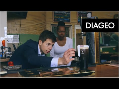 We Are Diageo | Meet Alex Taylor, Field Sales Executive | London, UK | Diageo
