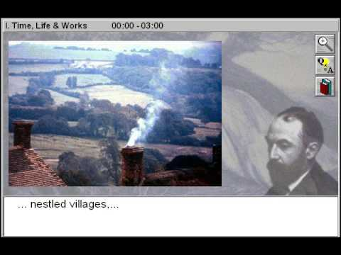 The Time, Life and Works of Thomas Hardy Part 1