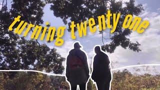 turning twenty one☀️ vlog thirteen