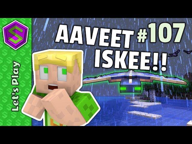 Hyökkäys Taivaalta! | Minecraft Lets Play #107