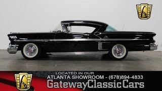 1958 Chevrolet Impala - Gateway Classic Cars of Atlanta #658