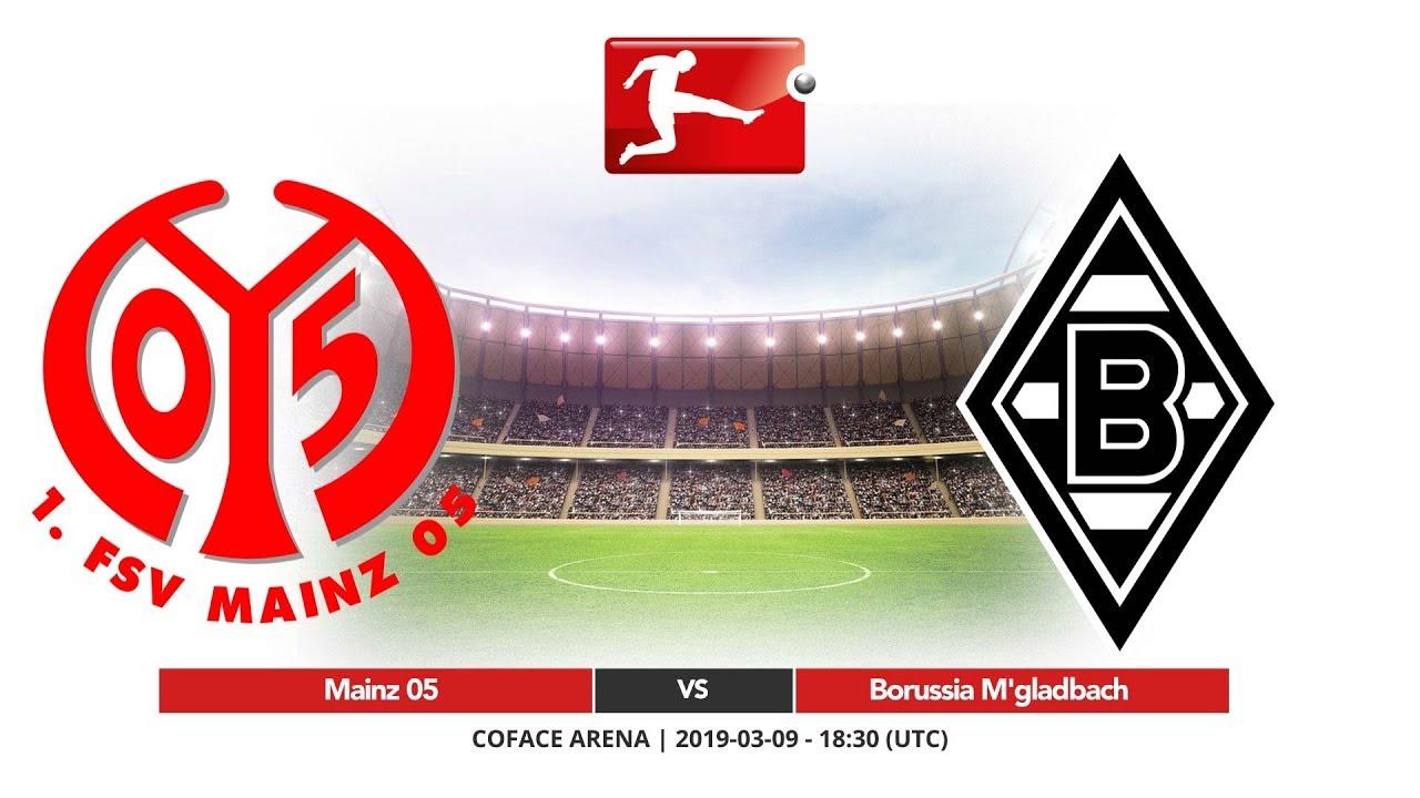 Borussia M'gladbach vs Mainz: Prediction, Lineups, Team News, Betting Tips & Match Previews