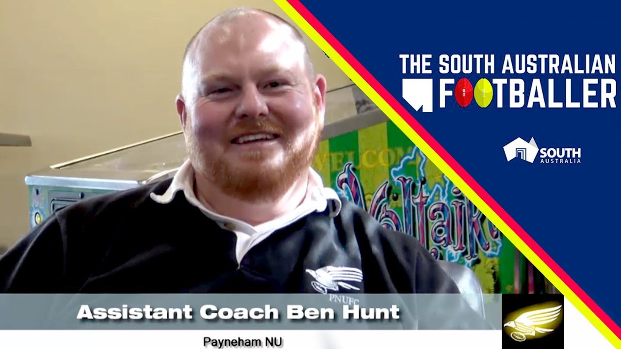 SA Adelaide Footballer 4 Div 1 Weekly Wrap With Payneham NU Assistant Coach Ben Hunt
