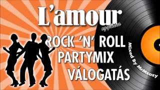 ✿ L'amour - Rock 'n Roll partymix válogatás | Nagy Zeneklub |