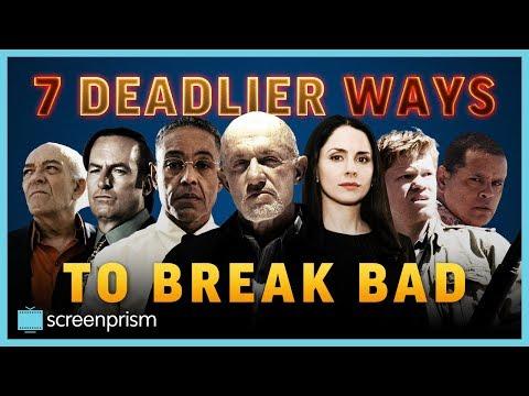 Breaking Bad Characters: 7 DEADLIER Ways to Break Bad