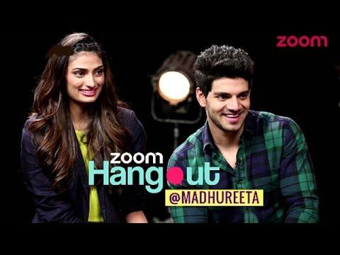 Hangout With Sooraj Pancholi & Athiya Shetty | Hero(2015) | Full Episode - EXCLUSIVE