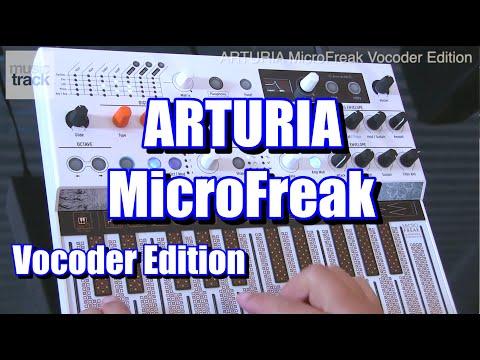 ARTURIA MicroFreak Vocoder Edition  Demo & Review