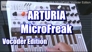 ARTURIA MicroFreak Vocoder Edition Demo & Review