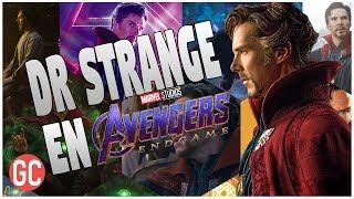 ¿Cual Sera El Papel De Dr Strange En Avengers 4: Endgame? ¡La Importancia Del Hechicero Supremo!